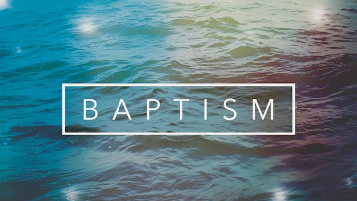 Baptism September 29, 2019 logo image