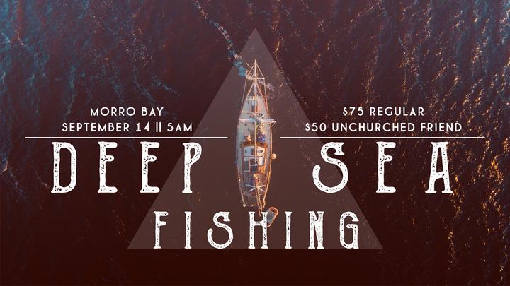 Refinery Church - Men's Deep Sea Fishing logo image