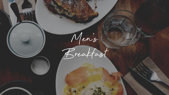 Men's Monthly Breakfast logo image