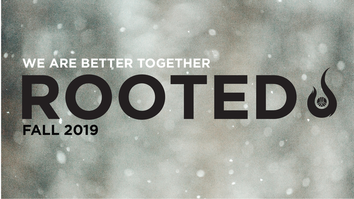 Rooted | FALL, 2019 logo image