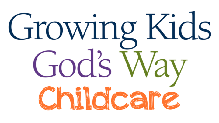 Childcare: Growing Kids God's Way logo image