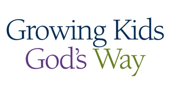 Growing Kids God's Way Parenting Class logo image