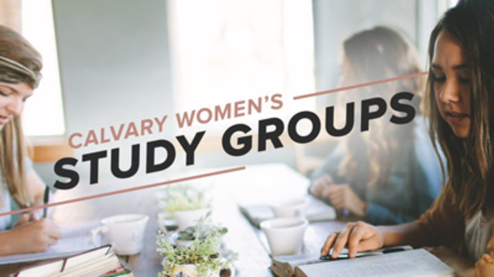 Women's Tuesday Study | No Worries-Learning to Trust Our Sovereign God logo image