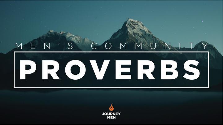Men's Community - Proverbs logo image