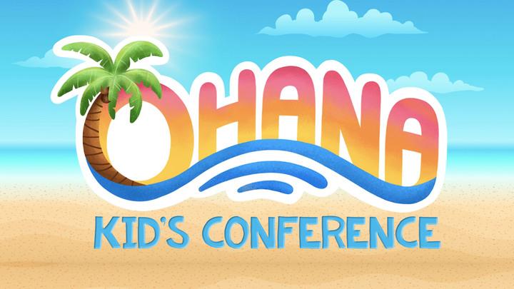Ohana Kids Conference logo image