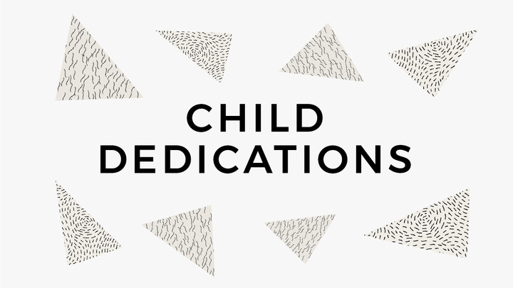 Child Dedications logo image