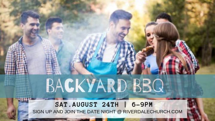 Date Night Experience - Backyard BBQ logo image