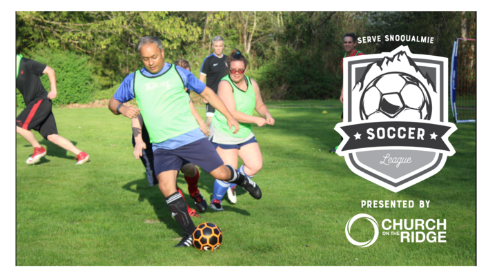 Serve Snoqualmie Soccer League Fall 2019 Season logo image
