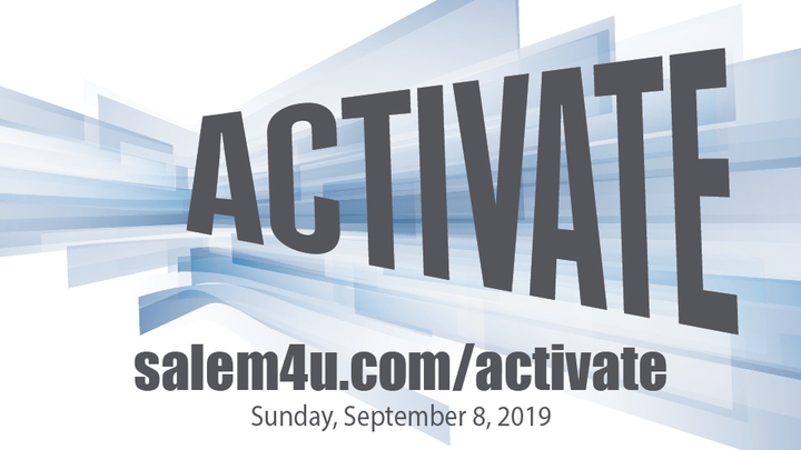Activate Fall 2019 logo image