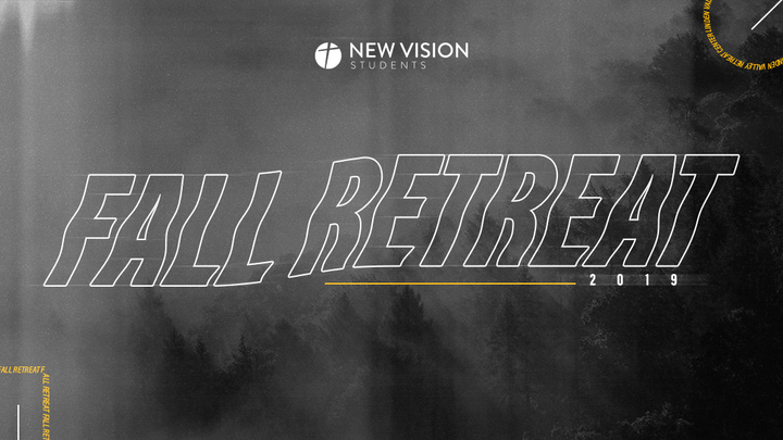High School Fall Retreat logo image