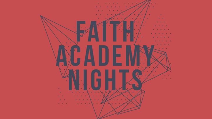 Faith Academy Nights logo image