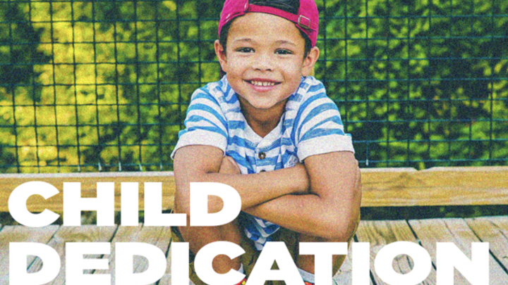 Child Dedication 2019 logo image