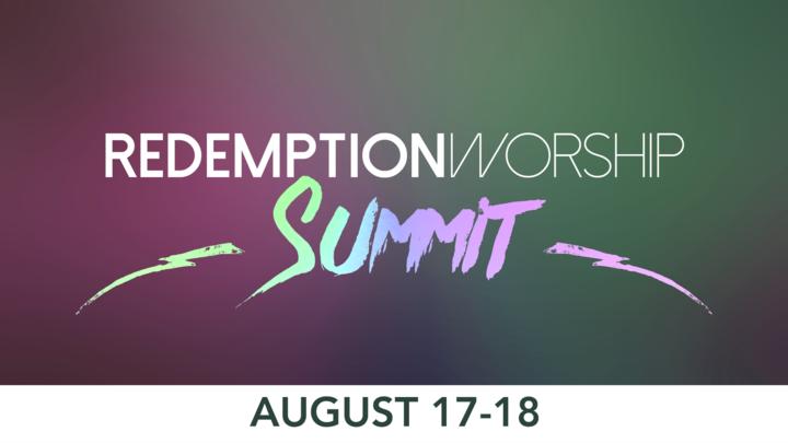 Redemption Worship Summit logo image