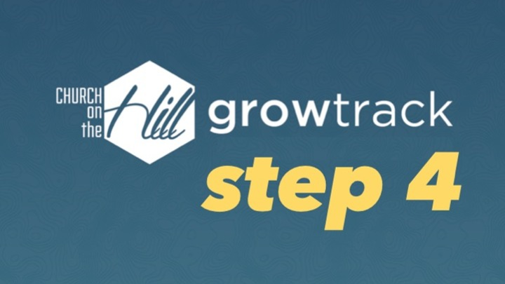 Grow Track: Step 4 (August) logo image