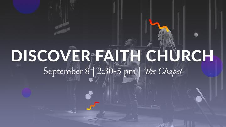 Discover Faith Church logo image