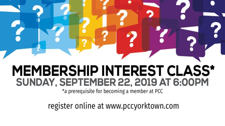 Membership Interest Class logo image