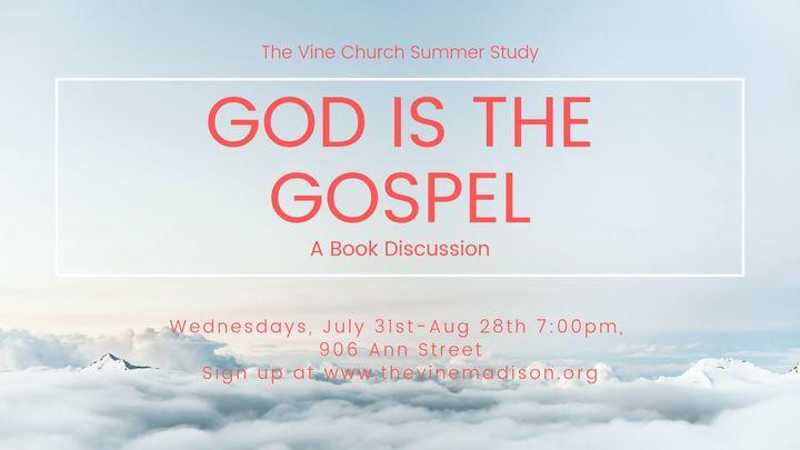 God is the Gospel logo image