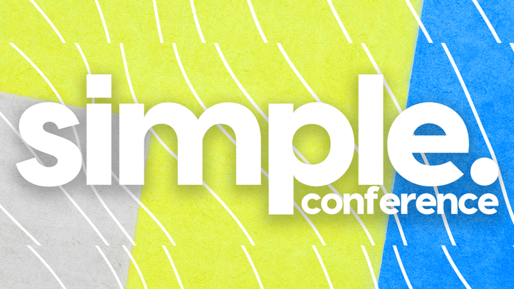 Simple Conference logo image