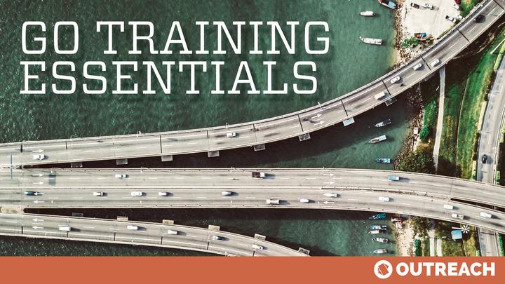 Go Training Essentials | Cypress logo image