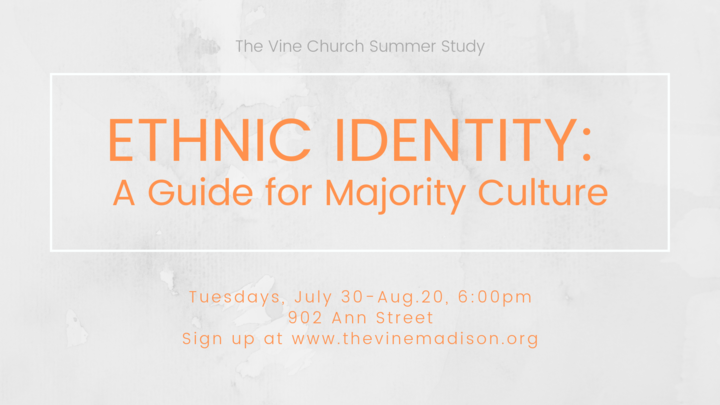 Ethnic Identity: A Guide for Majority Culture logo image