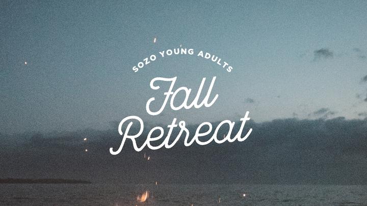Sozo Fall Retreat logo image