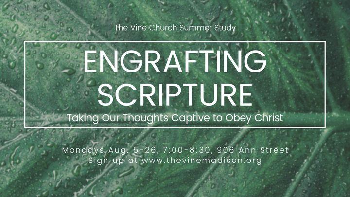 Engrafting Scripture logo image