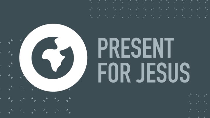 Women's AM Study- Present for Jesus logo image