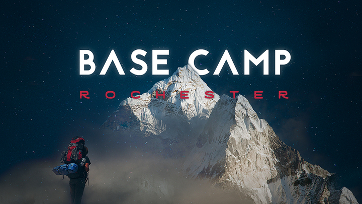 Base Camp- Rochester Mills Brewery logo image