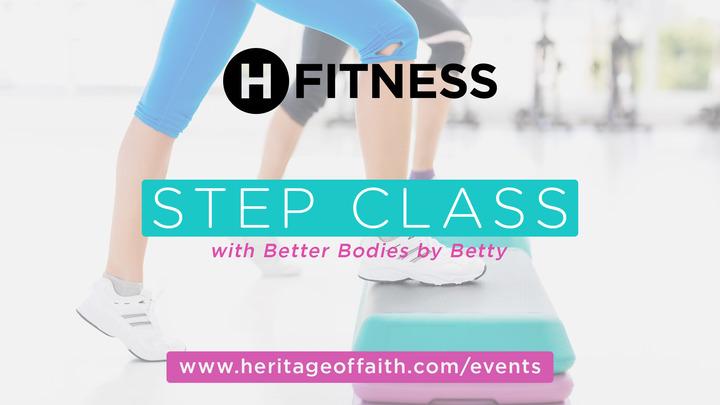 Heritage Fitness logo image