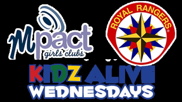 2019-2020 Wednesday Night Kidz Registration logo image