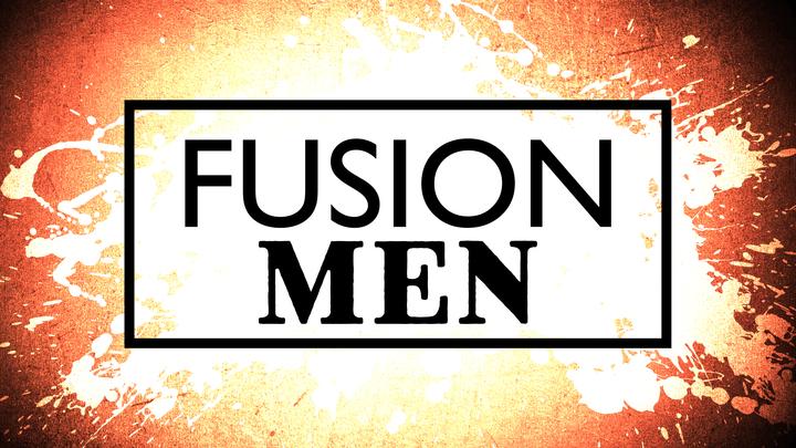 Fusion Men's Breakfast logo image