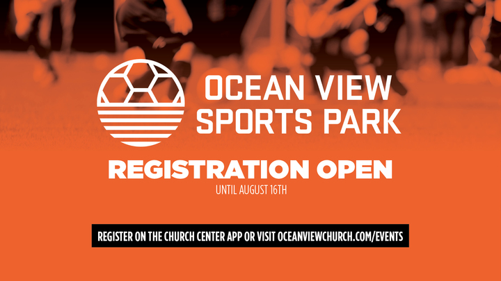 Ocean View Sports Park FALL Soccer logo image