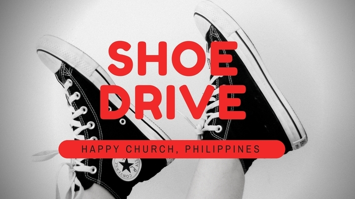 Philippines Shoe & School Supply Drive logo image