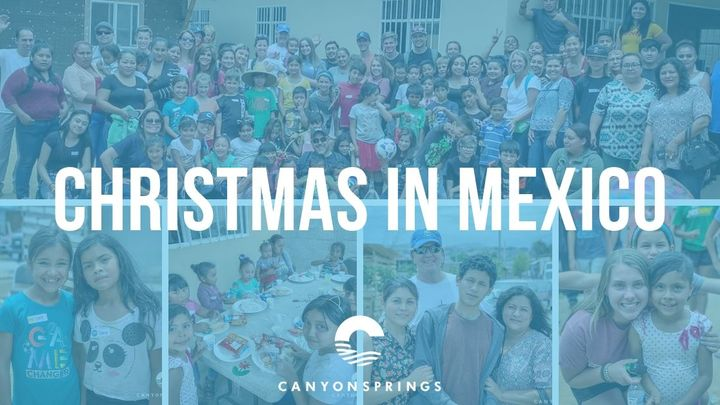 Christmas in Mexico logo image