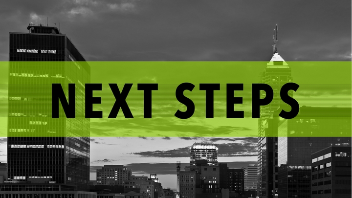 Next Steps Blitz - August logo image