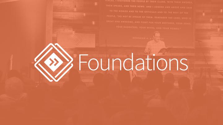 Foundations - November 2019 logo image