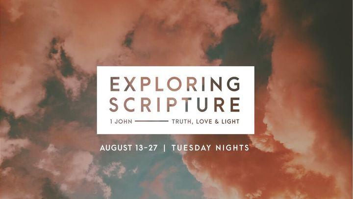 Exploring Scripture logo image