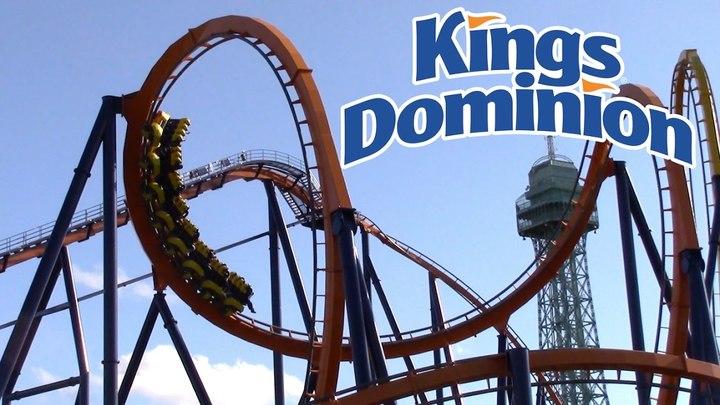 BSM Kings Dominion trip logo image
