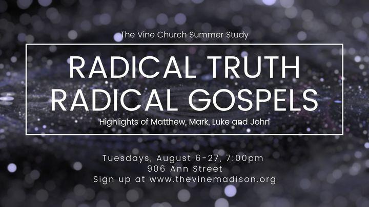 Radical Truth Radical Gospels logo image