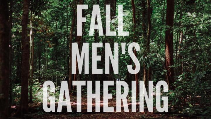 Fall Men's Gathering logo image