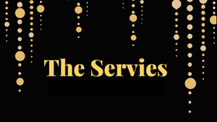 the Servies logo image
