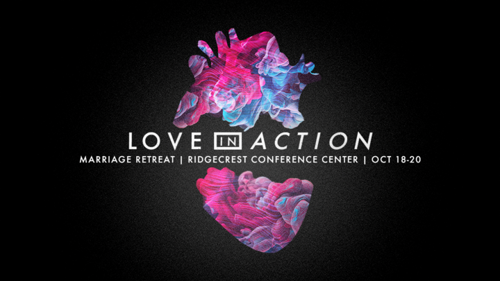 Marriage Retreat  - Love In Action  logo image