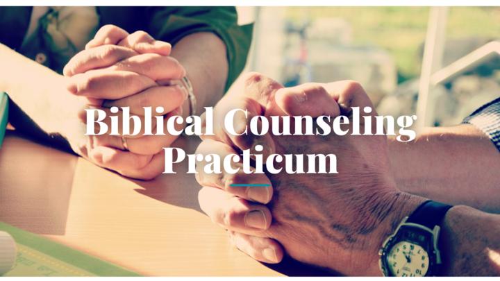 Counseling Practicum Class logo image