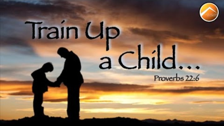 Train Up A Child: Biblical Parenting Class logo image