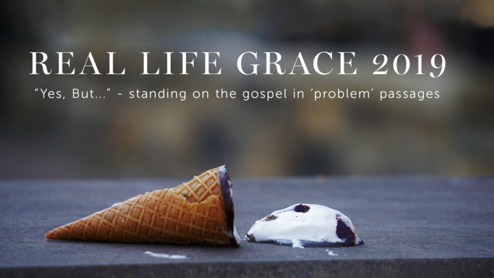 Real Life Grace Conference 2019 logo image