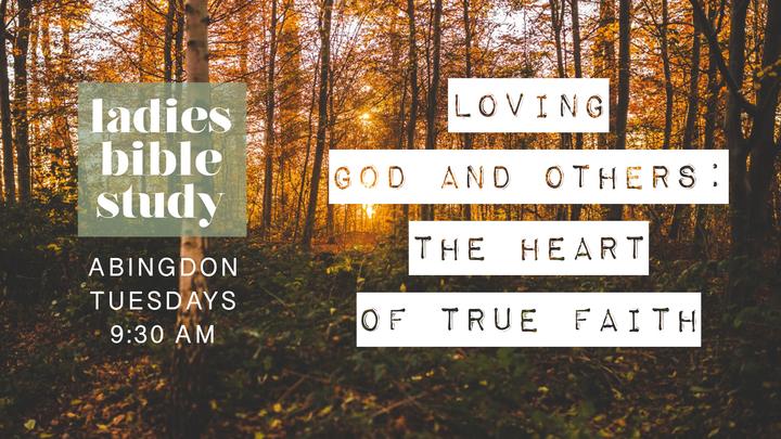 Abingdon Tuesday Morning Ladies Bible Study logo image