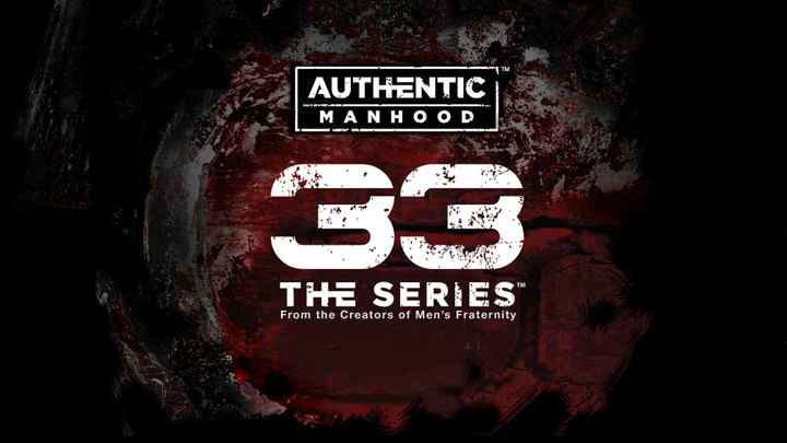 """33 THE SERIES """"A MAN AND HIS DESIGN"""" logo image"""