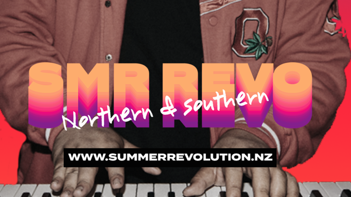 Summer Revolution Pre-Teens 2020 logo image