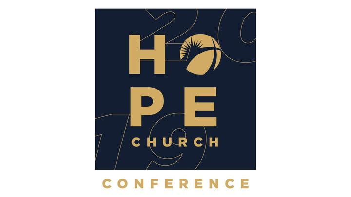 Hope Church Conference 2019: HEROES REVIVAL  logo image