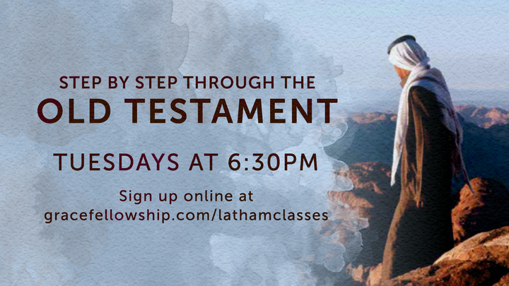 Latham: Step by Step Through the Old Testament logo image